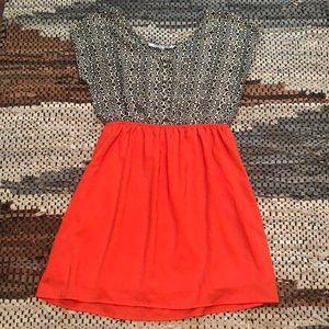 Annabella Casual Dress sz S
